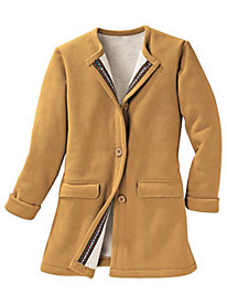 Fleece Anywhere Coat