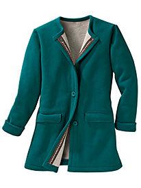 Fleece Anywhere Coat