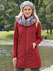 Powdertop Quilted Coat