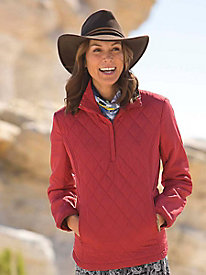 Women's Powdertop 1/4 Zip Popover