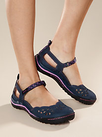Women's Jambu Deep Sea Mary Janes