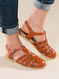 Women's Sahalie Sunburst Fisherman Sandals