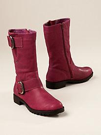 Sahalie Moto Boots