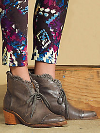 Women's Latigo Party Booties