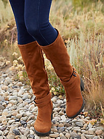 Women's Bussola Hawthorne Tall Stretch Boots