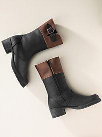 Women's Martino Two-Tone Waterproof Boots