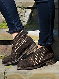 Women's Stretch Booties