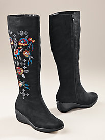 Women's Ready-Set-Embroidered Boots