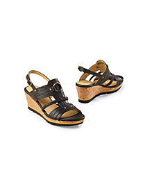 Women's Bella Coola Ring Sandals by Bussola