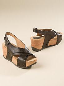 Women's Bussola Sling-Back Platform Sandals