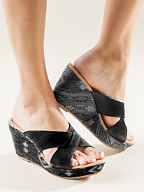 Women's Minnetonka Kylie Wedge Sandals