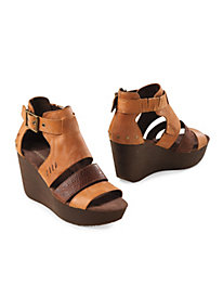 Women's Cat Destry Wedge Sandals