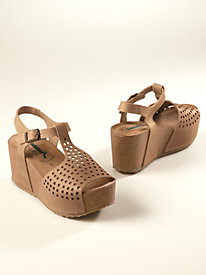Women's BioNatura Sarafina Wedge Sandals