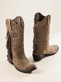 Women's Roper Fashion Fringe Boots