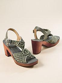 Latigo Macrame Sandals