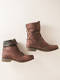 Women's Teva De La Vina Lace-Up Boots