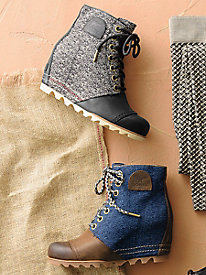 SORELWaterproof 1964 Premium Wedge Booties