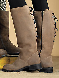 Martino Waterproof Back-Lace Boots