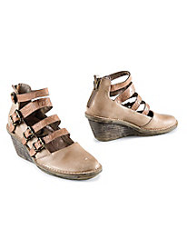 OTBT Biker Buckle Wedge