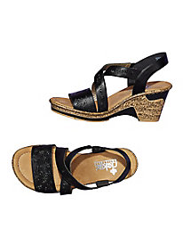 Rieker Crisscross Wedge