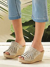 Minnetonka Quinn Wedge