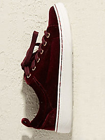 Earth Velvet Sneakers