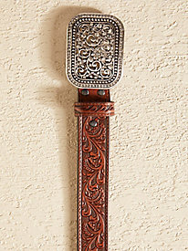 Big Buckle Western Belt