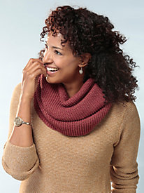Women's Best/Better Infinity Scarf