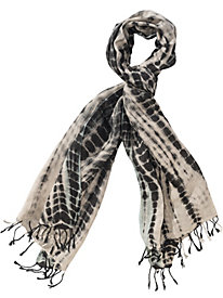 Women's Sweet Turns Tie-Dyed Scarf