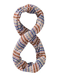 Derby Infinity Scarf by Sweet Turns®