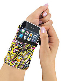 2-Pocket Phone Wrist Wallet