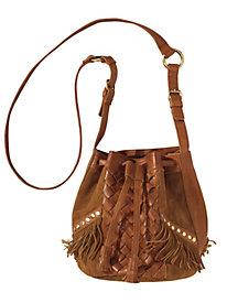 Women's Mo & Co. Alyssa Bucket Bag