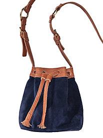 Women's Mo & Co. Baby Bucket Bag
