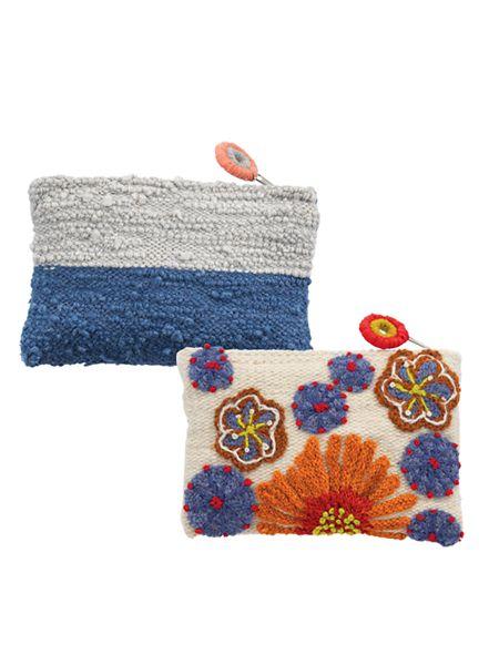 1f3b926681 Embroidered Small Purse