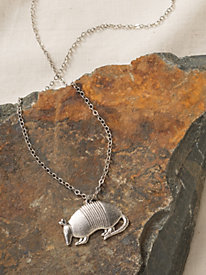 Women's Armadillo Necklace