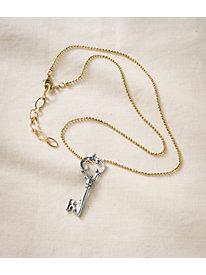 Women's Key Necklace