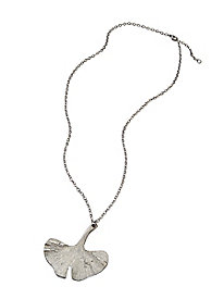Ginko Necklace