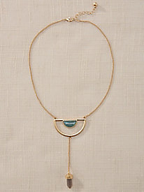 Half Circle Necklace...