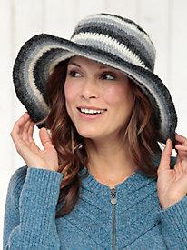 Women's Bendable Crochet Hat
