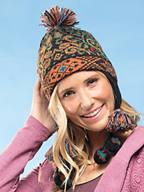 Women's Annika Alpaca Hat by Sweet Turns