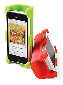 No-Brainer iPhone 5 Sound Booster by Sahalie