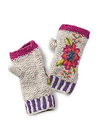 Women's Sophia Fingerless Gloves