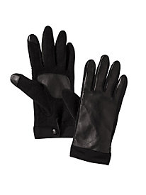 Women's Leather & Wool Gloves