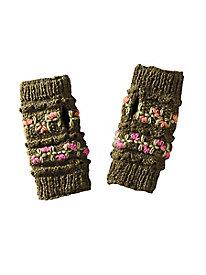 Nadi Fingerless Gloves