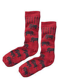 Women's Elephant Crew Socks
