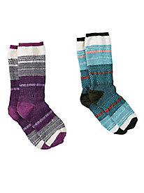 Goodhew® Jasmin Crew Socks
