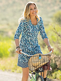 Women's Little Best Print Dress