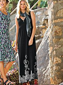 Women's Aventura Ashby Maxi Dress