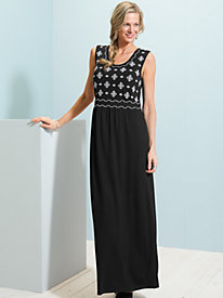 Women's Miranda Knit Maxi Tank Dress