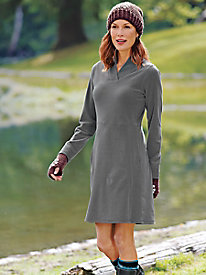 ButterFleece Light Flattery Dress
